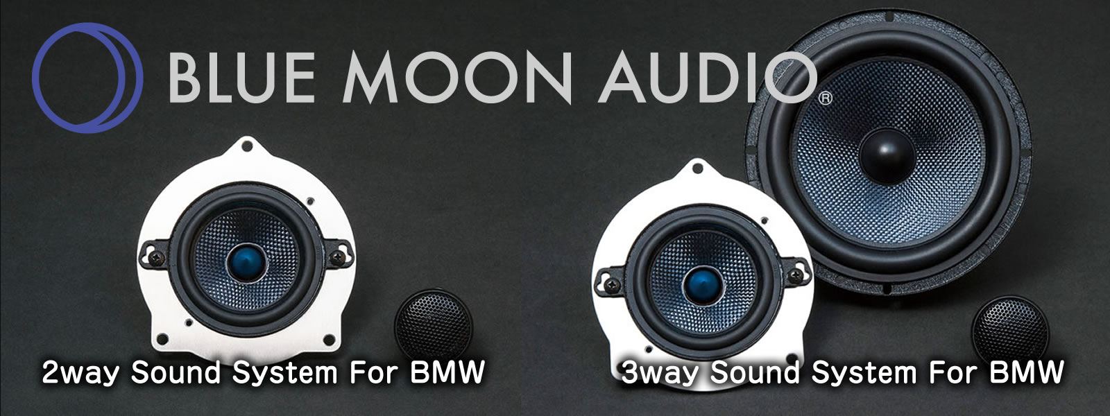 BLUE MOON AUDIO BMW専用システム